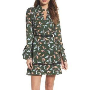 Size medium Adelyn rae high neck mini dress
